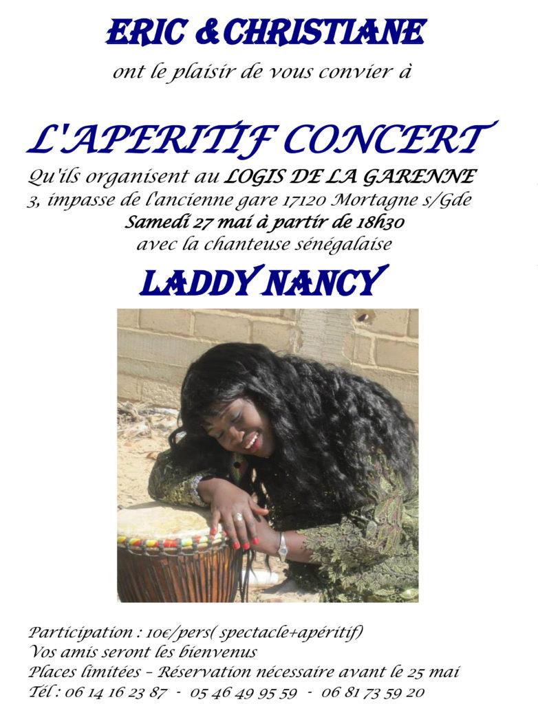 27 Mai Logis de la Garenne Mortagne